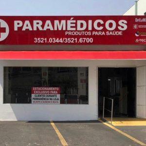 Paramédicos Produtos para Saúde