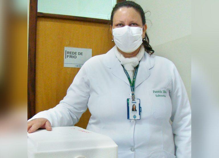Read more about the article Mais de 16 mil doses de vacinas contra a covid-19 são distribuídas pela SRS Passos